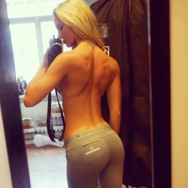 Fit And Sexy Girls Flaunt What They've Got (46 pics)