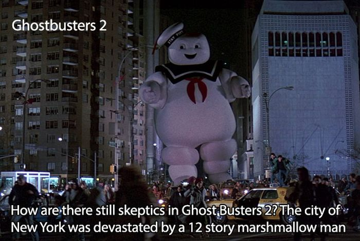 Gigantic Movie Plot Holes That Are Impossible Not To Notice (17 pics)
