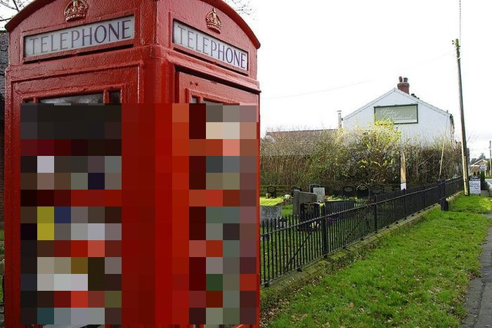 What British Telephone Boxes Are Being Used For Now (4 pics)