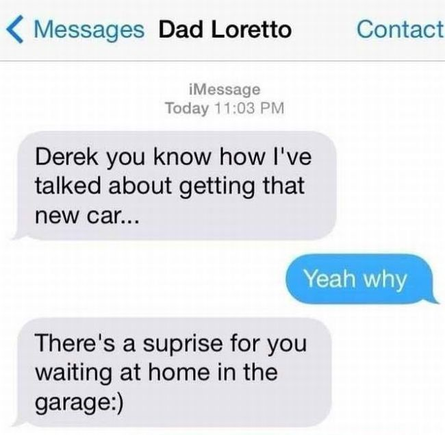 This Dad Knows How To Troll Better Than Anyone (4 pics)