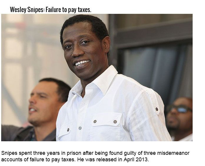 Celebrities That Committed Terrible Crimes (18 pics)