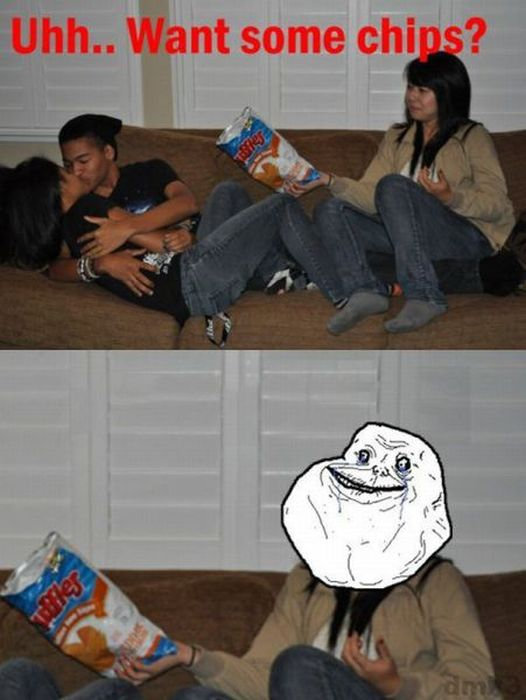 This Is What It's Like To Be Forever Alone (42 pics)