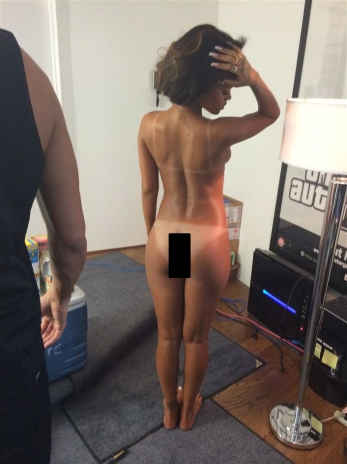 Rhianna Leaked Naked Pictures 84