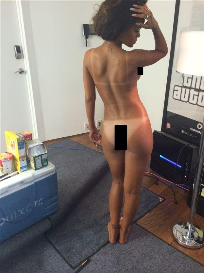 Leaked Rihanna Nude Pics (19 pics)