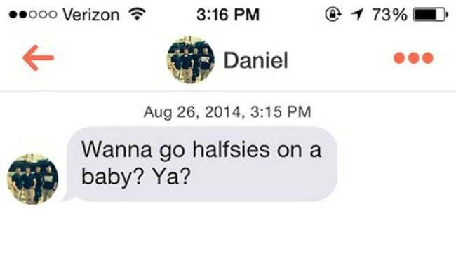 This Is Why Tinder Is The Most Romantic Place On The Internet (30 pics)