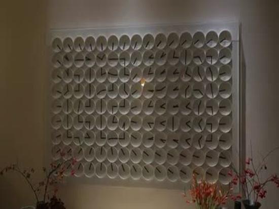 Amazing Clock Design