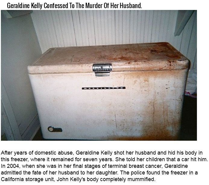Shocking Things People Confessed On Their Deathbed (12 pics)