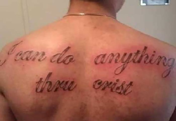 These People Will Definitely Regret These Tattoos (27 pics)