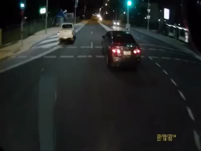 Instant Karma On The Road