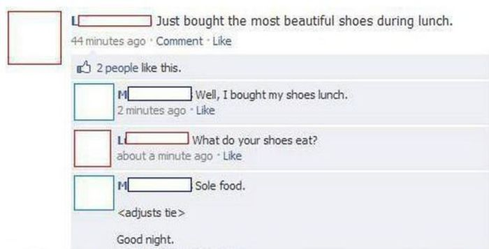 These Puns May Be Lame, But They're Also Pretty Funny (52 pics)