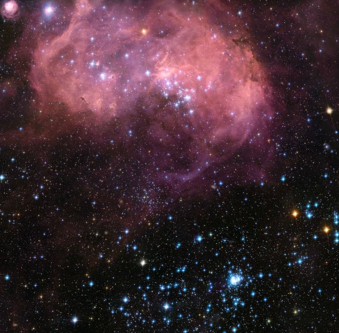 Amazing Photos Of Space From The Hubble Telescope (98 pics)