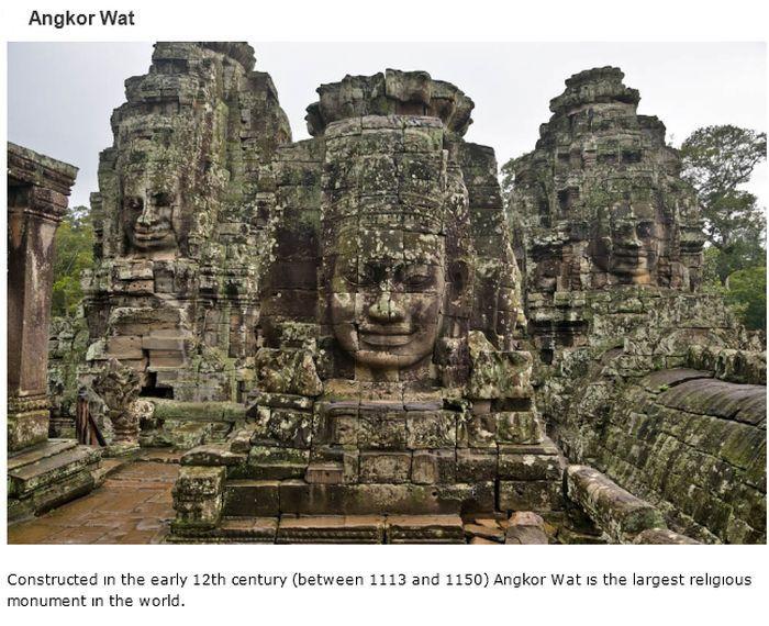 Ölmeden Önce Görülmesi Gereken 44 Tarihi Yer