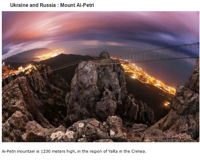 You Must Visit These Places Before You Die (44 pics)