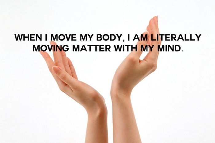 Epiphanies That Will Change The Way You Think About Your Body (21 pics)