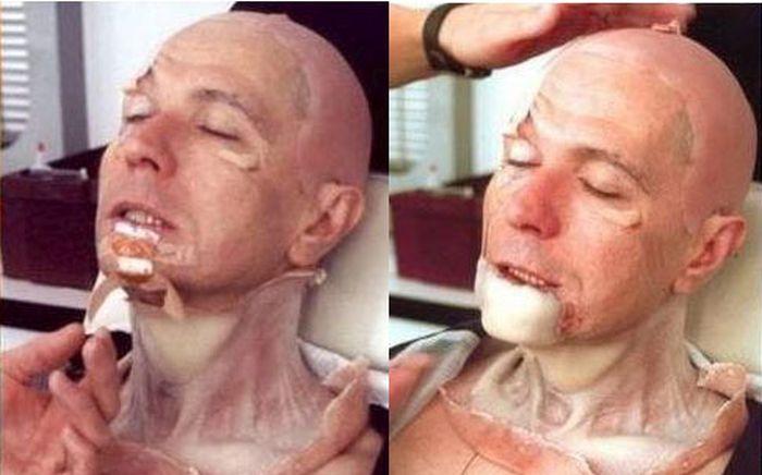 Gary Oldman's Amazing Makeup Transformation From Hannibal (3 pics)