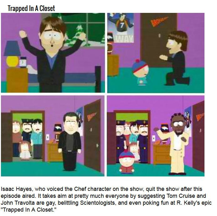 Why South Park Is The Most Controversial Cartoon Ever (8 pics)