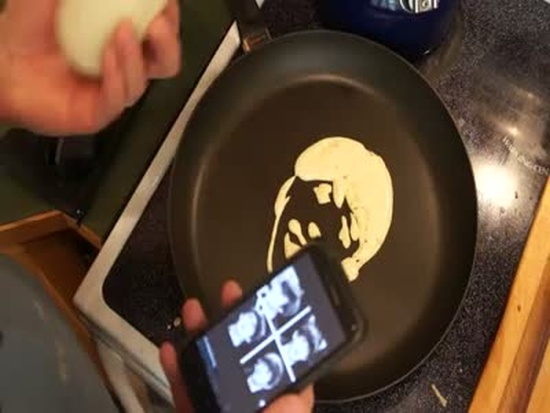 Easy Way To Make Beatles Pancakes