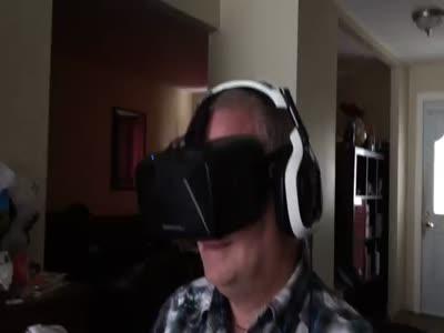 Cool Reaction To Oculus Rift