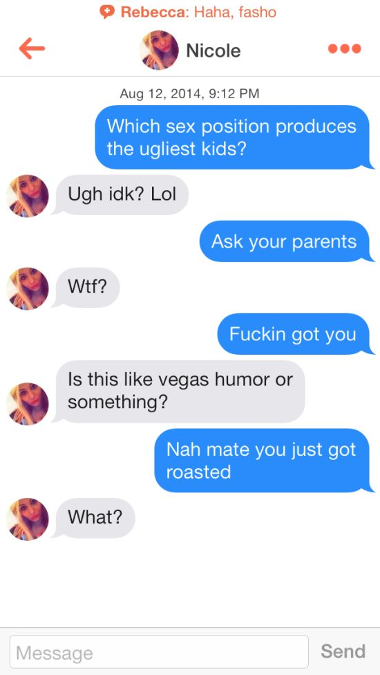 This Guy Has Perfected The Art Of Trolling On Tinder (29 pics)