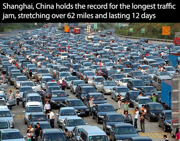 Things You Will Only See In China (27 pics)