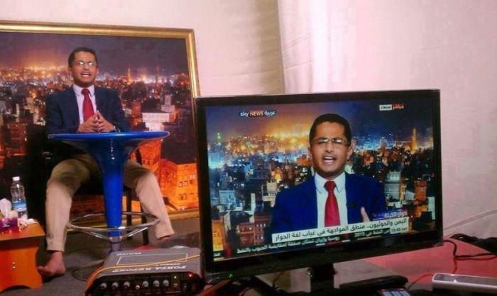 When The Media Manipulates Reality (2 pics)