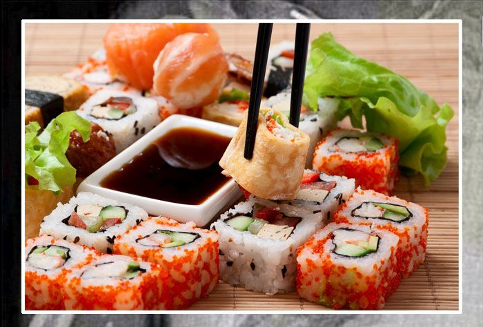 You'll Never Want To Eat Sushi Again After This (4 pics)