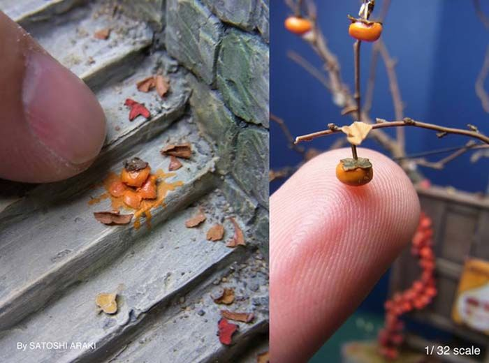 Real Life Gets Shrunk Down To Size (22 pics)