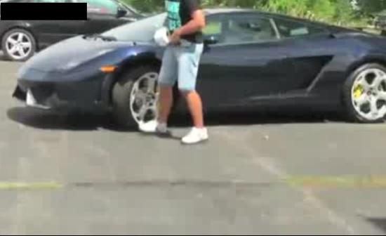 Prank On Lamborghini Owner Gone Wrong