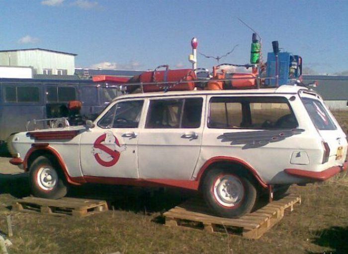 Funny Car-Themed Photos. Part 11 (53 pics)