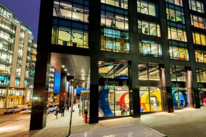 An Inside Look At Google's Dublin Office (75 pics)
