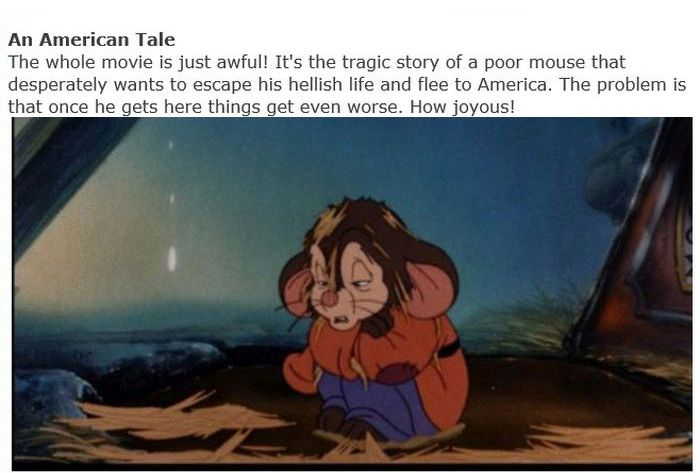Heartbreaking Movie Moments You Will Never Forget (12 pics)
