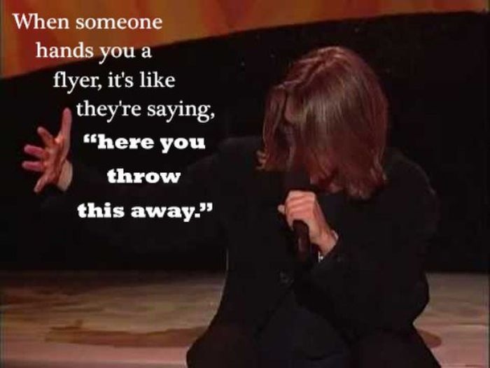 Real Life Explained Through The Quotes Of Famous Comedians (29 pics)