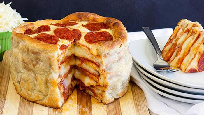 Pizza And Cake Combined Is A Dream Come True (6 pics)