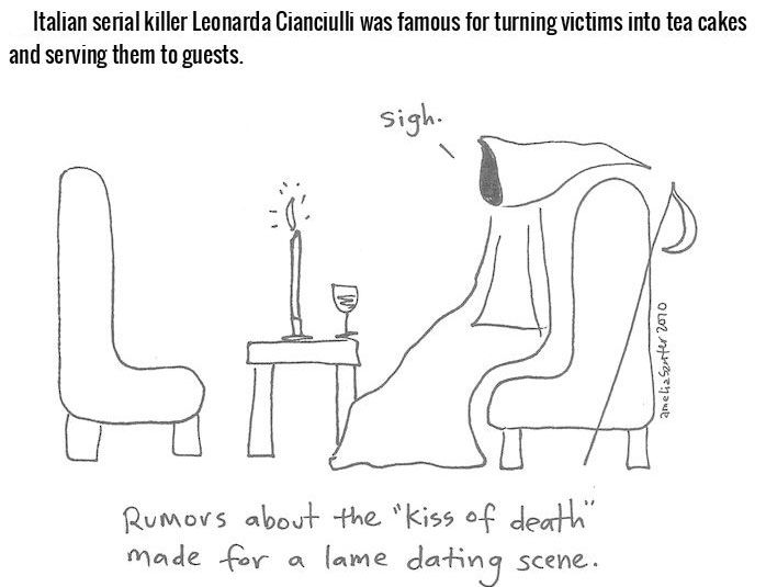 Morbid And Depressing Facts About Death (18 pics)