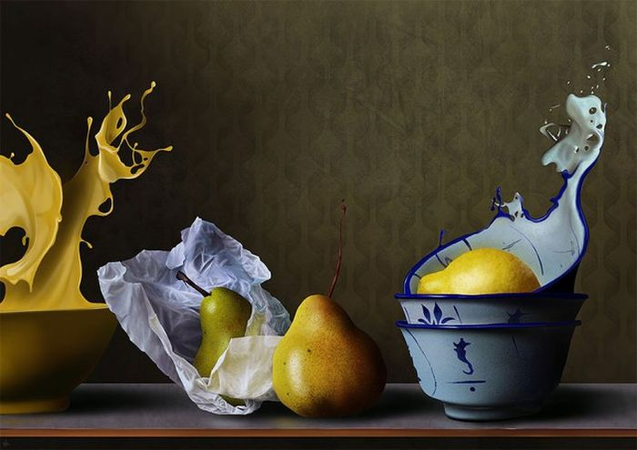 Jaime Sanjuan Ocabo's Art Is So Lifelike (23 pics)