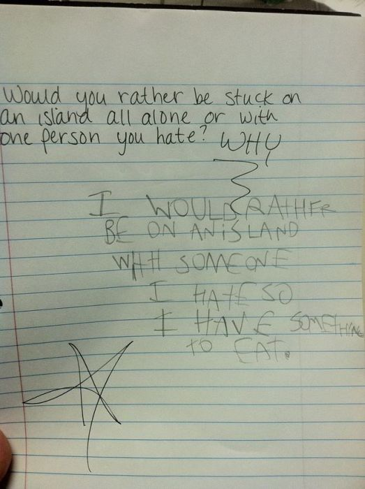 You Can Always Trust Kids To Be Brutally Honest (33 pics)