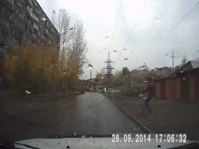 Meanwhile On The Russian Road