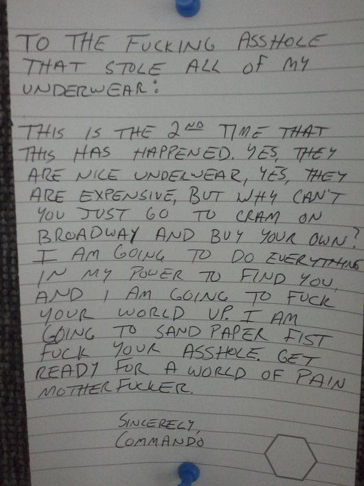 How To Deal With A Thief (20 pics)
