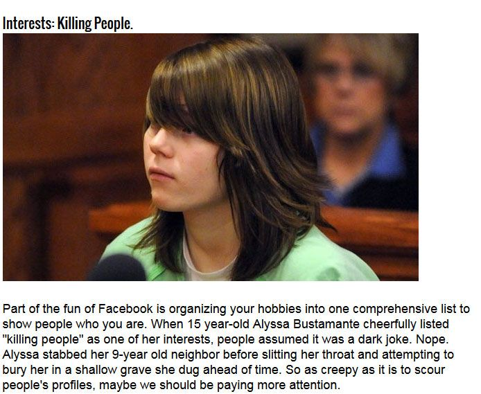 These Murderers Made The Internet A Lot Less Safe (6 pics)