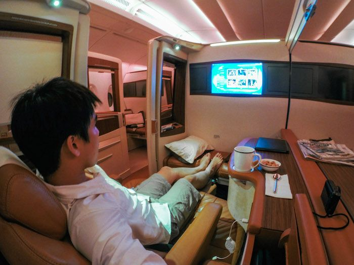 There's A Reason Why This Airline Seat Costs $23,000 (63 pics)