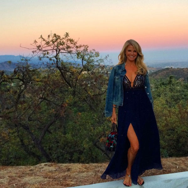 Christie Brinkley Is Still A Bombshell At 60 (25 pics)