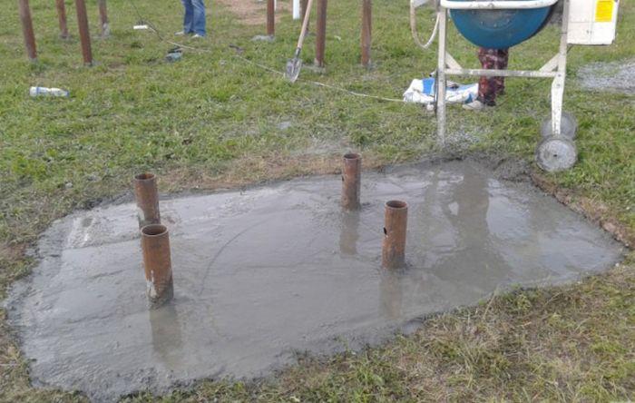 DIY Training Grounds (100 pics)