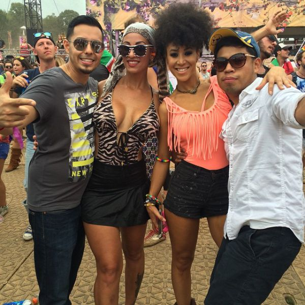 The Gorgeous Girls Of Tommorowland 2014 (38 pics)