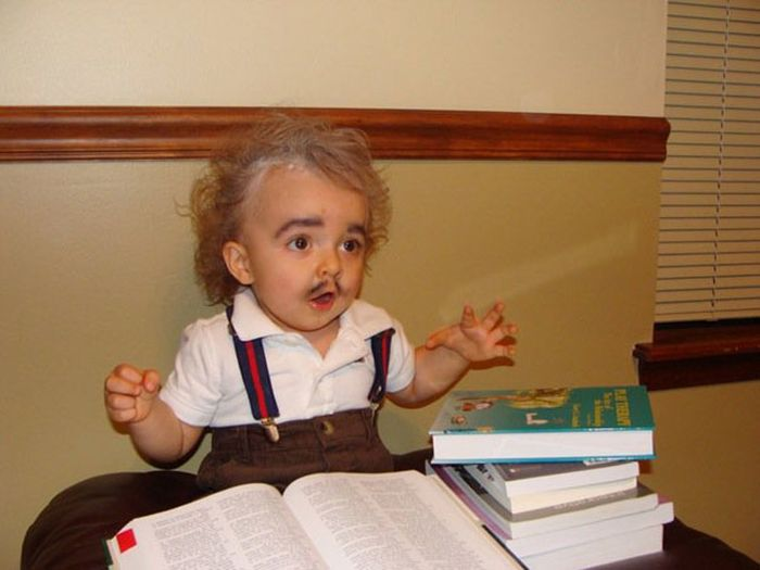 Kids Who Are Killing It With Their Halloween Costumes (25 pics)