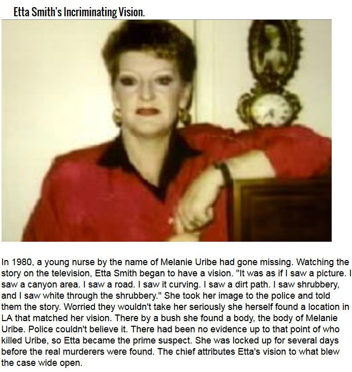 People With Real Psychic Powers (5 pics)