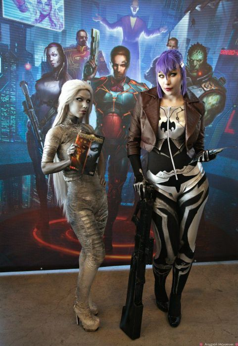 Fun Photos From Russia's First Comic Con (68 pics)