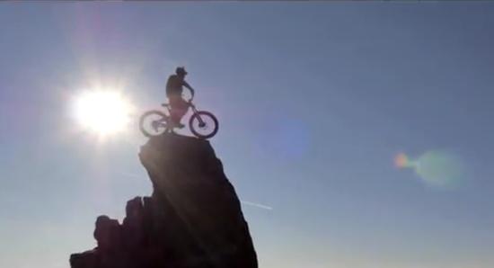 Scary Mountain Downhill Skills