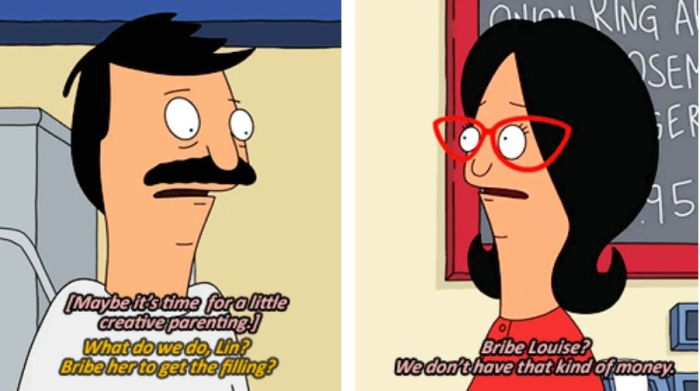Classic Moments Featuring Linda From Bob's Burgers (20 pics)