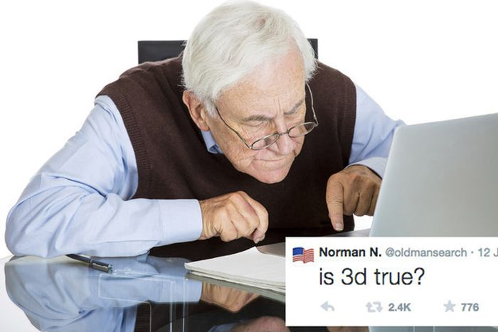 When Grandpas Start Googling (21 pics)