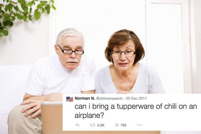 When Grandpas Start Googling (21 pics)